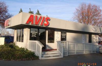 Avis Rent A Car - Pleasanton, CA