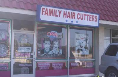 Family Hair Cutters - Carson, CA