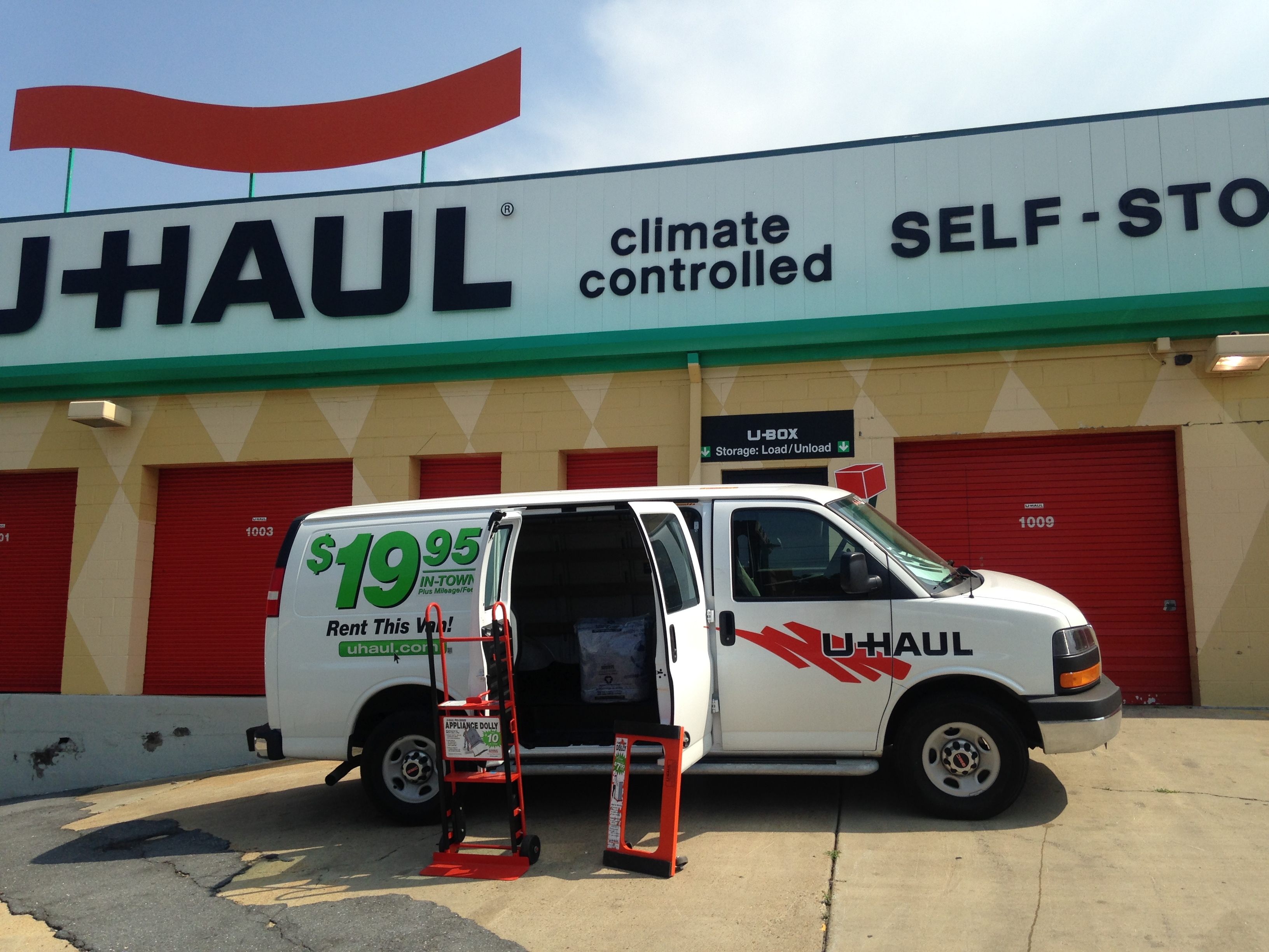 U Haul Moving U0026 Storage At Central Ave 8671 Central Ave, Capitol Heights, MD  20743   YP.com