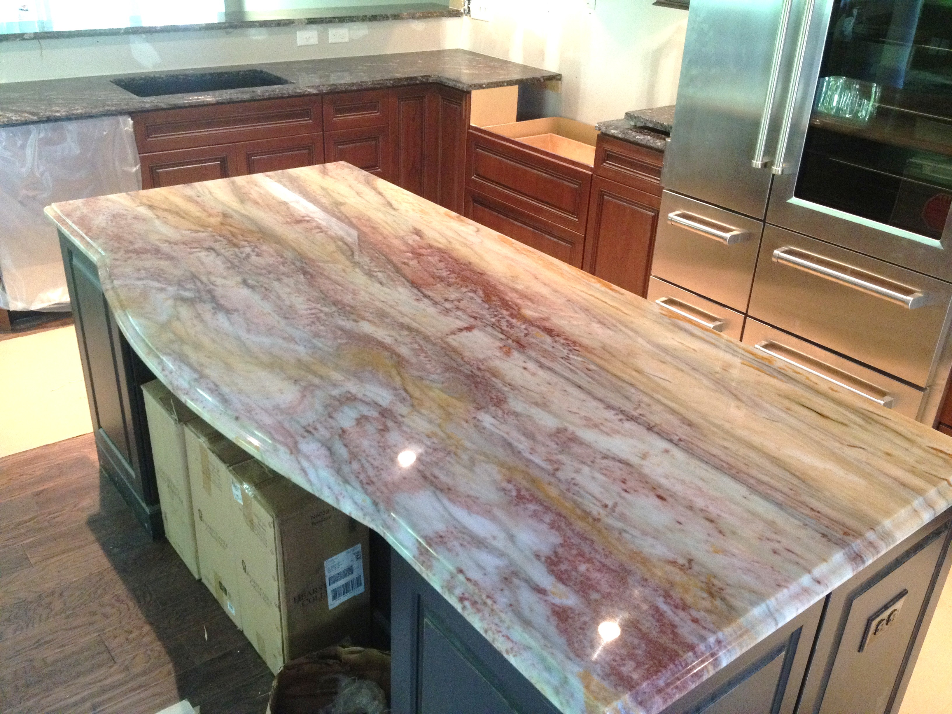 countertops crema designs milwaukee shop bar tops kitchen river caramel countertop granite white counter off