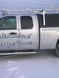 Adirondack Garage Door