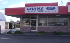Chan's Cedar Chinese Food