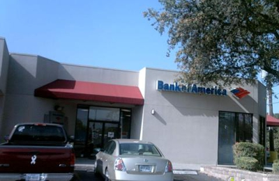 Bank of America - San Antonio, TX