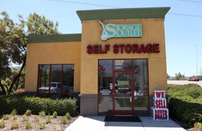 Storage Outlet Self Storage El Monte   South El Monte, CA