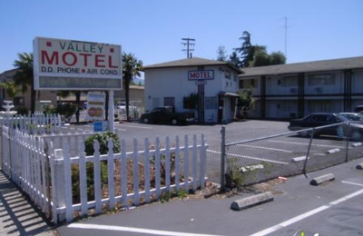Valley Motel - Concord, CA
