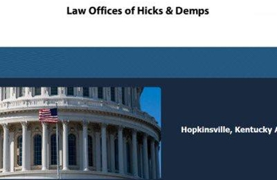 Hicks & Demps Law Office - Hopkinsville, KY