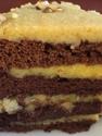 Banana chantily cake