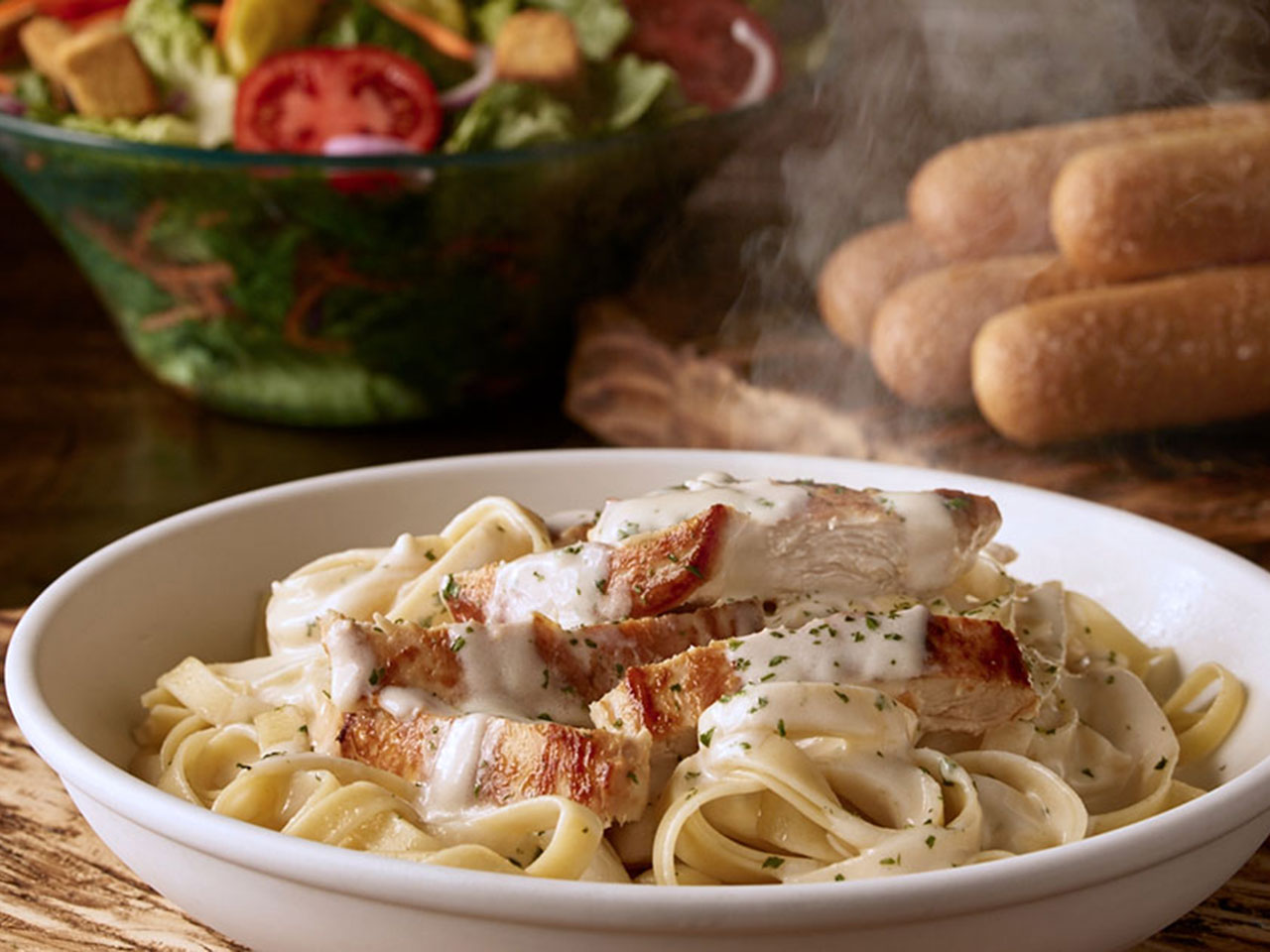 100+ [ Coupon 5 For Unlimited Breadsticks Soup And Salad At Olive ...