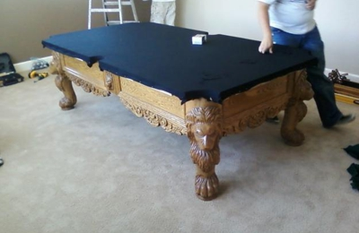 Genial Pool Table Guys Movers Houston   Spring, TX