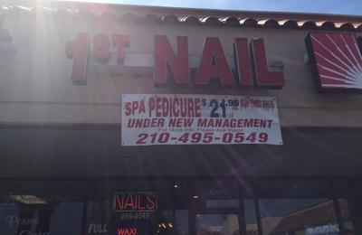 First Nail - San Antonio, TX