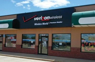 Wireless World, Verizon Authorized Retailer - Vermillion, SD