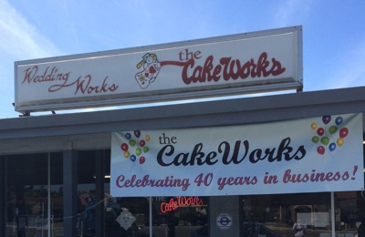 Cake Works - Wedding Works - Campbell, CA