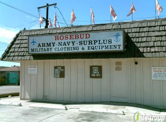 Rosebud Army & Navy Surplus - San Diego, CA