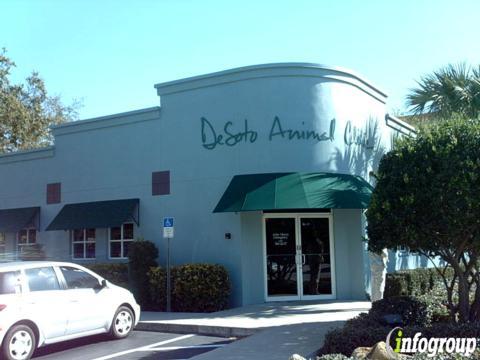 Desoto Animal Clinic 2910 Manatee Ave W Bradenton Fl