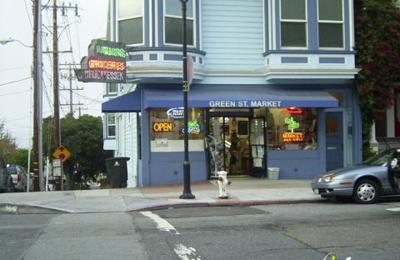 Green Street Mkt - San Francisco, CA