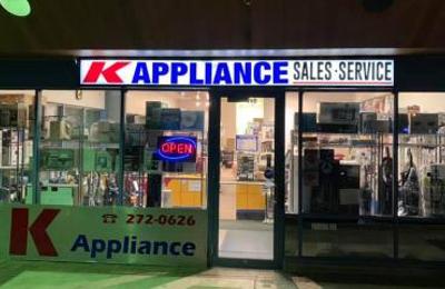 K Appliance - Anchorage, AK