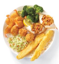 Captain D's Seafood Kitchen - Gardendale, AL