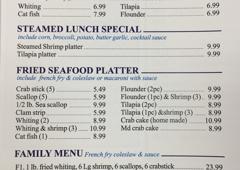 Franks Seafood - Penns Grove, NJ