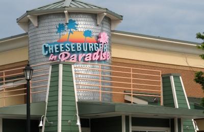 Cheeseburger in Paradise - Virginia Beach, VA