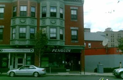 Penguin Pizza - Boston, MA