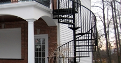 Spiral Stairs Of America / Innovative Metal Craft - Erie, PA