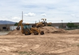 Rio Rancho Tractor Svc - Rio Rancho, NM. Backhoe Trenching