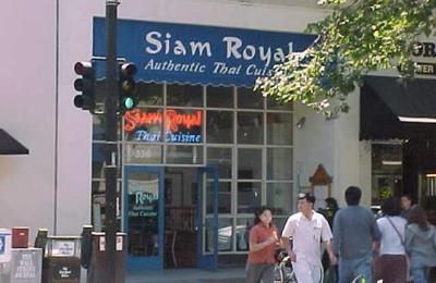 Siam Royal Authentic Thai Cuisine - Palo Alto, CA