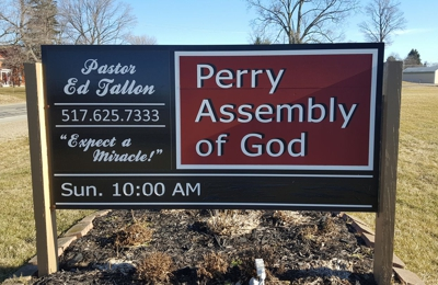 Perry Assembly of God - Perry, MI