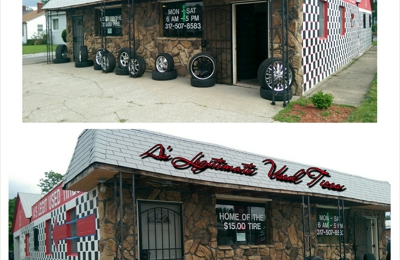 A S Legitimate Used Tires Llc 3744 English Ave Indianapolis In