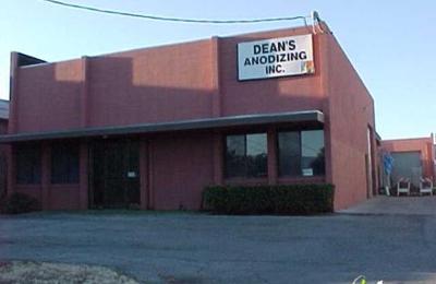 Deans Anodizing Inc. - Redwood City, CA