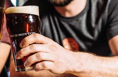 Rock Bottom Restaurant & Brewery - Nashville, TN