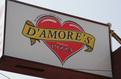 D'Amore's Pizza - Thousand Oaks, CA