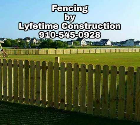 Lyfetime Construction - Jacksonville, NC