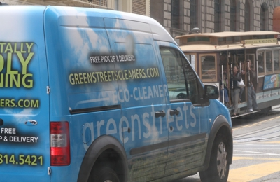 Green Streets Cleaners - Belmont, CA