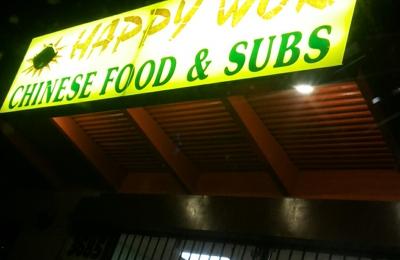 Happy Wok - Memphis, TN