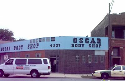 Oscar's Body Shop - Chicago, IL