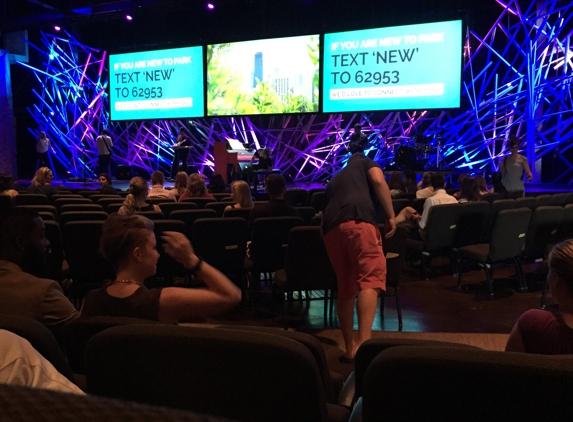Park Community Church - Chicago, IL. 11a service @ near north
