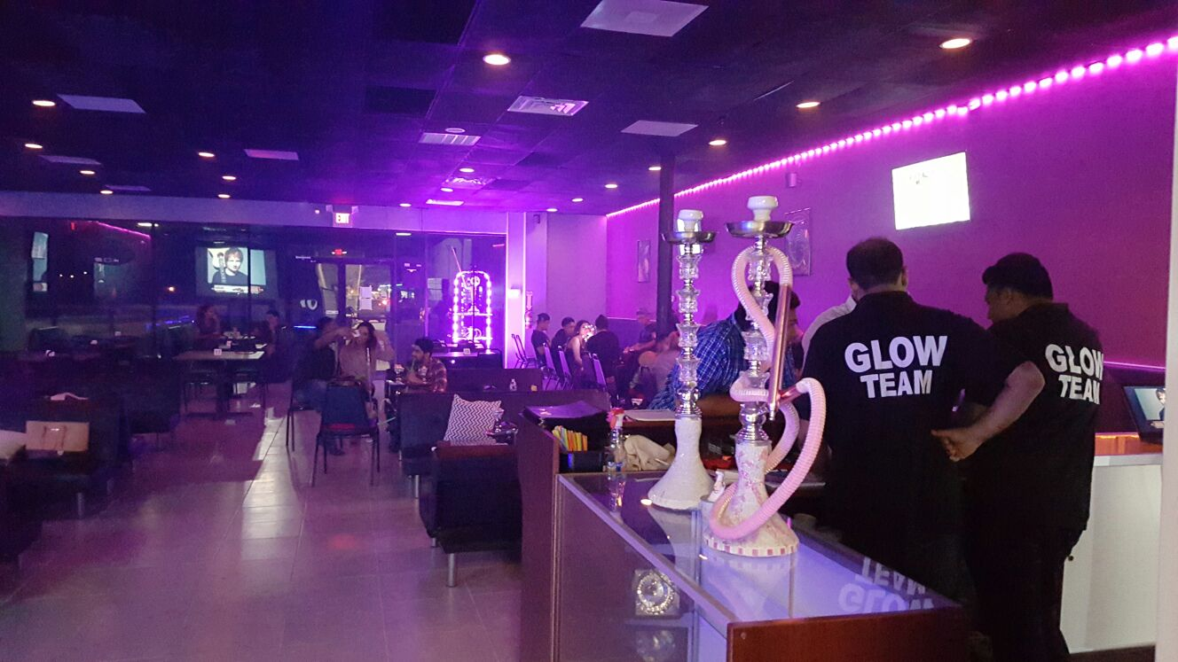 Glow Hookah Lounge 8145 Highway 6 S Ste 150 Houston Tx
