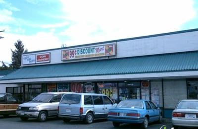 99 Cent Discount Mart - Vancouver, WA
