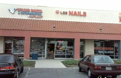Golden Nails & Spa - Upland, CA