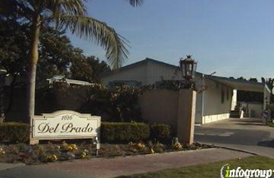 Del Prado Anaheim Mobile Home Park