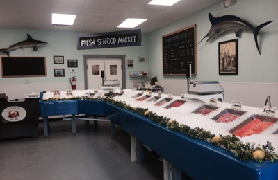 Off The Hook Seafood Restaurant Market Chesapeake Va