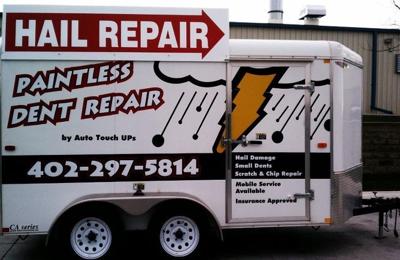 Auto Touch Ups PaintLess Dent Repair - Schuyler, NE