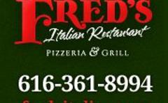 Fred's Pizza & Italian Restaurant