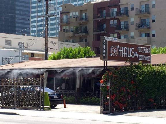 Haus by coffee hunter - Los Angeles, CA
