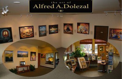 The Art of Alfred A. Dolezal Gallery - Redmond, OR