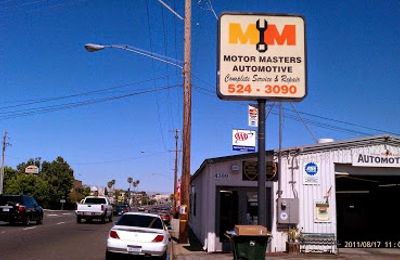Motor Masters Automotive - San Mateo, CA