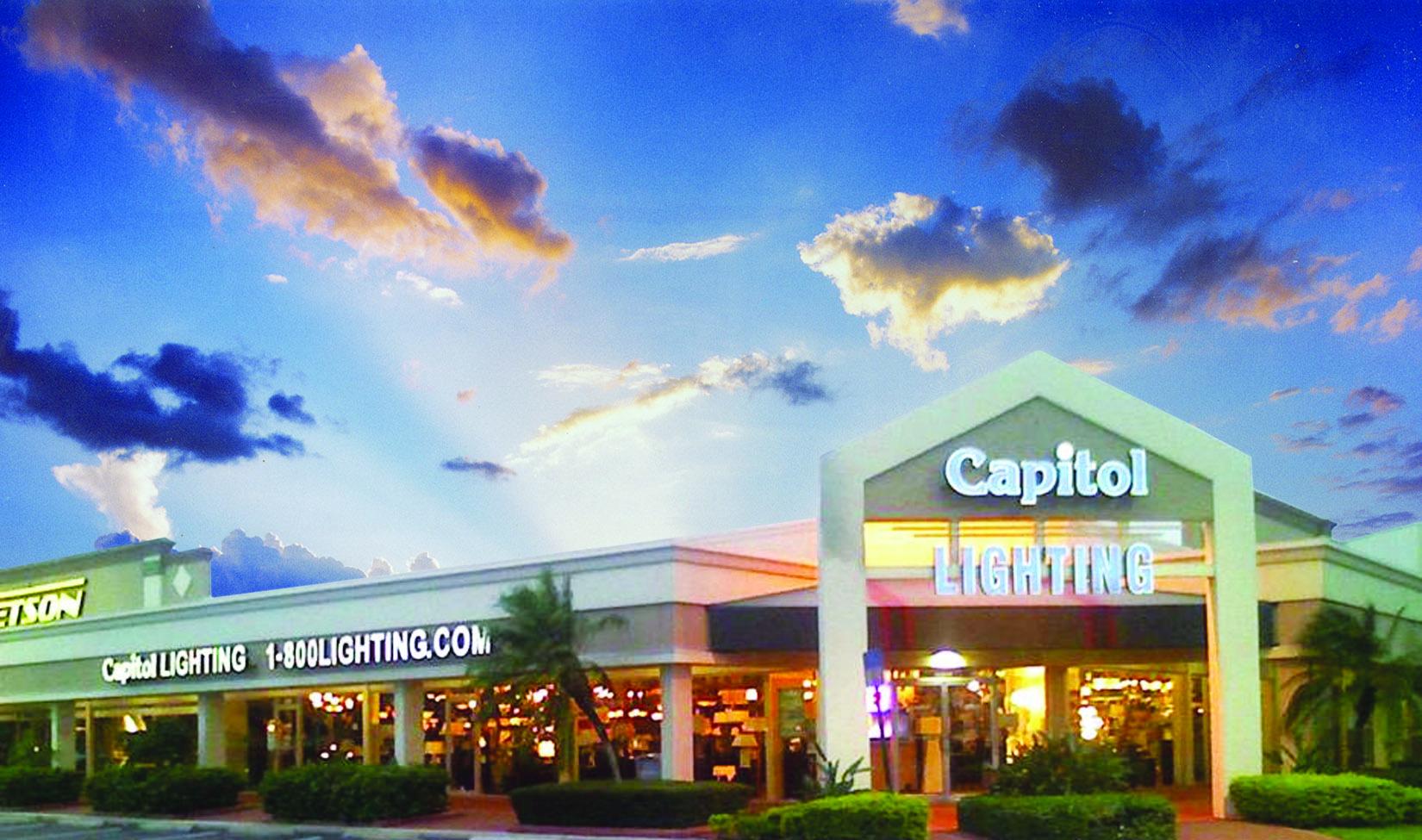 Capitol Lighting 2863 S State Road 7 Ste 400 Wellington Fl