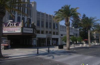 Fox Theatre - Redwood City, CA