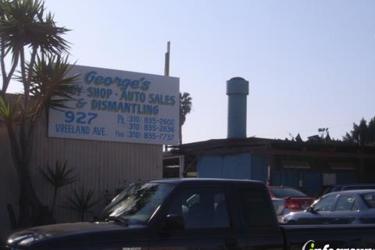 George's Body Shop & Auto Sales